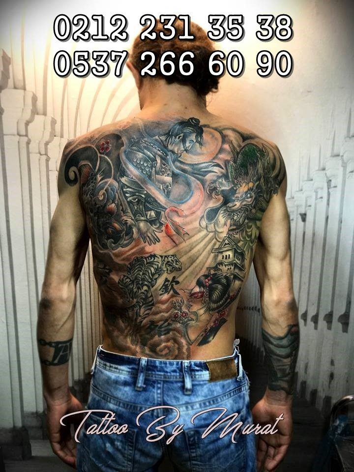 istanbul dövme salonu tattoo murat taksim dövme salonu cihangir sanat