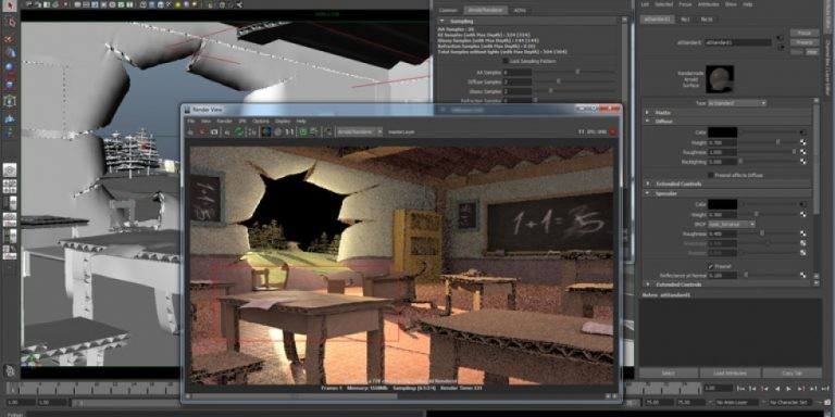 Solid Angle 3ds Max To Arnold Full İndir