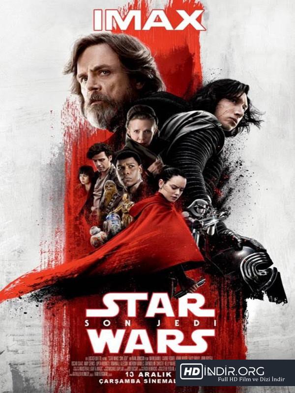 Yıldız Savaşları 8 Son Jedi indir - Star Wars: The Last Jedi (2017) Türkçe Line HD İndir