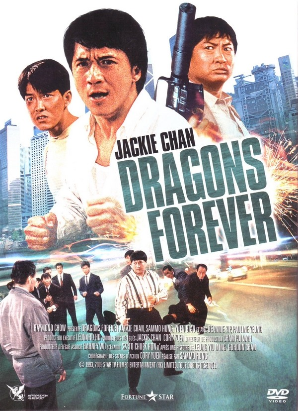 Sonsuz Ejderler – Dragons Forever Türkçe Dublaj izle – Tek Parça