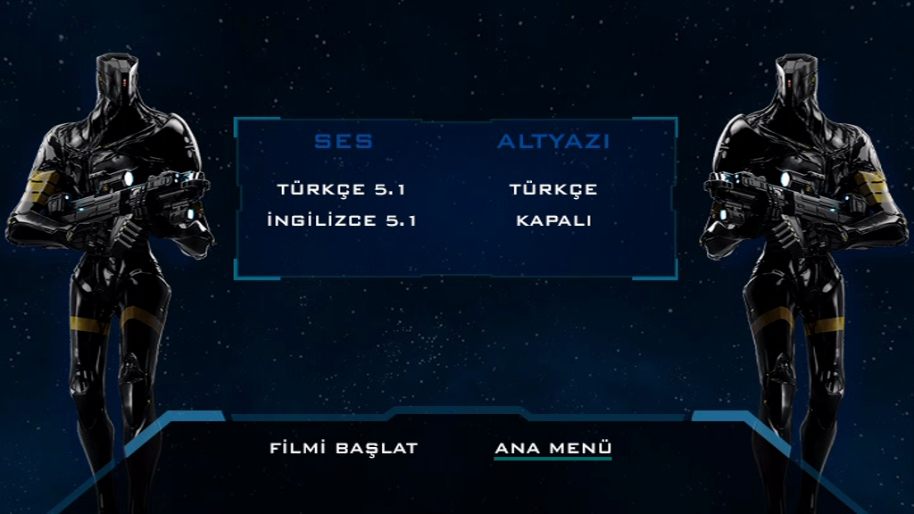 Valerian ve Bin Gezegen İmparatorluğu 2017 (DVD-9) DuaL TR-ENG - HDT