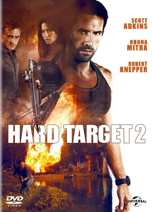 Zor Hedef 2 – Hard Target 2 | 2016 | 1080p DUAL BluRay