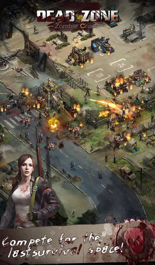 Dead Zone: Zombie Crisis Apk İndir