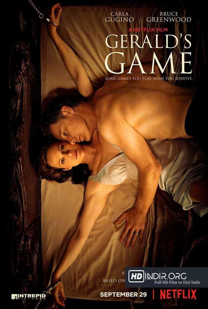 Oyun - Gerald's Game (2017) Türkçe Dublaj HD İndir