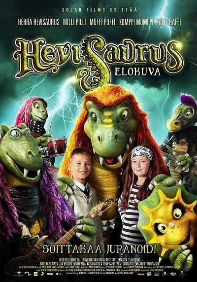 Sevimli Yaratıklar – Heavysaurs the Movie 2015 WeBRip x264 Türkçe Dublaj indir