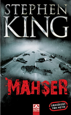 Stephen King - Mahşer PDF indir - Sansürsüz Tam Metin