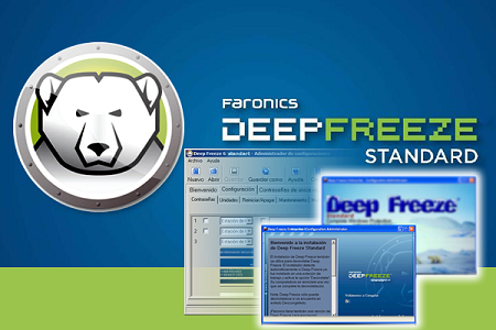 Faronics Deep Freeze Standard 8.38.020.4676 | Full İndir