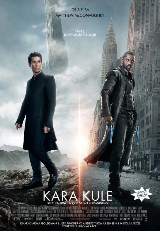 Kara Kule - The Dark Tower | 2017 | DUAL (TR-ENG) | 1080p | BluRay | x264