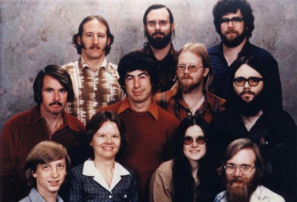 Bill Gates Ailesi
