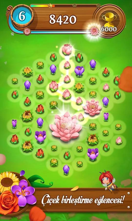 Blossom Blast Saga Andorid