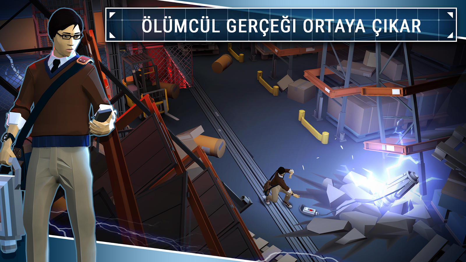 Geostorm Android Oyun