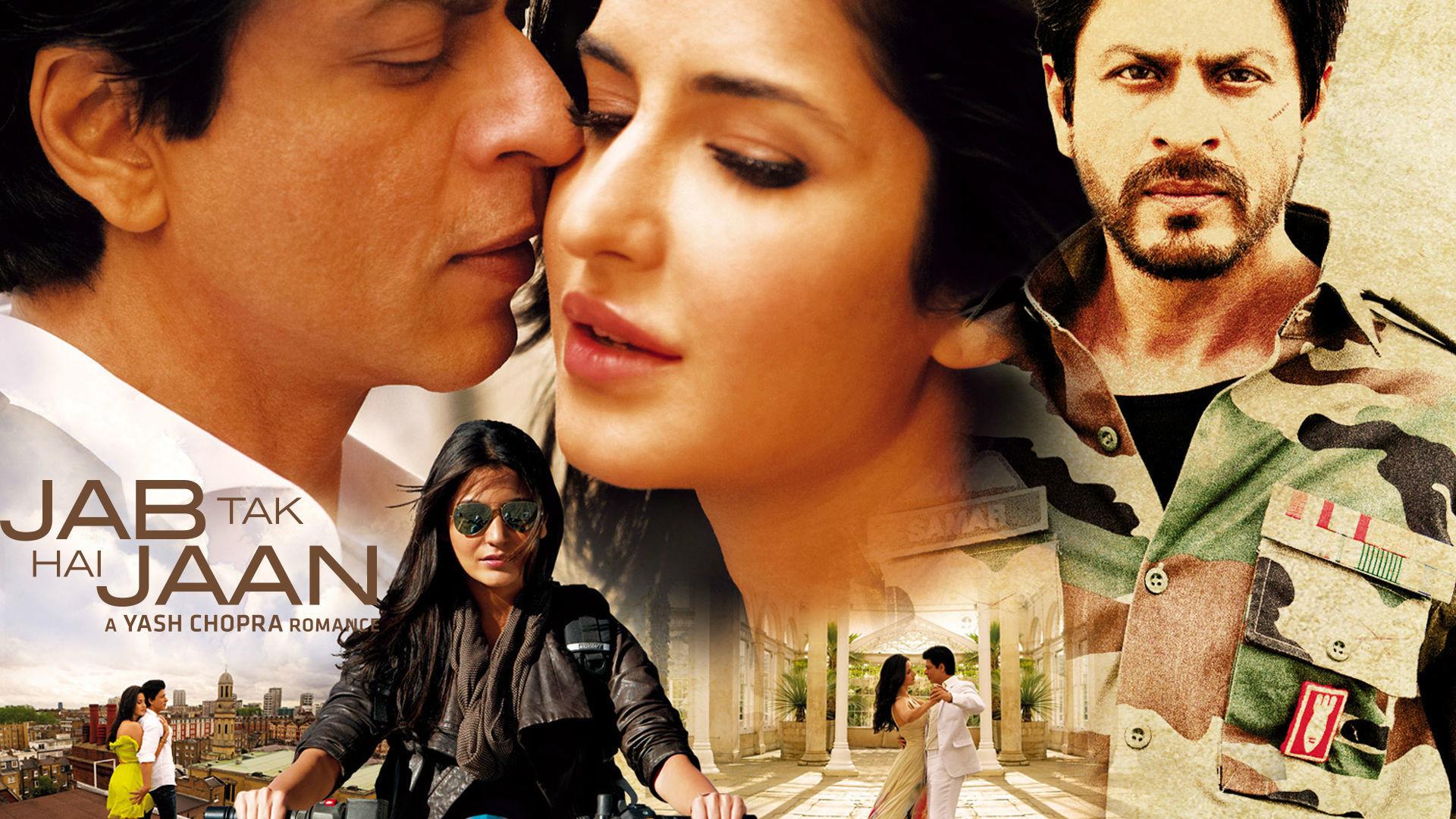 Jab Tak Hai Jaan / 2012 / Hindistan / Online Film İzle