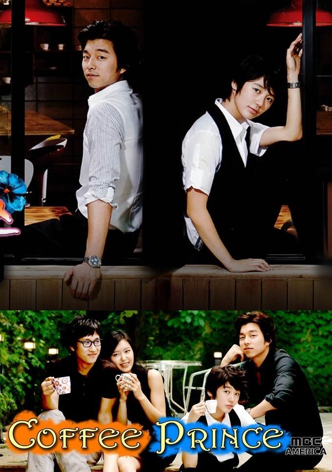 Coffee Prince / 2007 / Güney Kore / Mp4 / Türkçe Altyazılı
