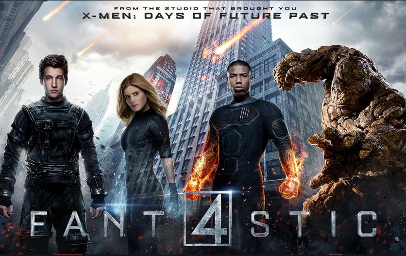 Fantastic Four   2015   HDRip   XviD
