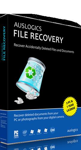 Auslogics File Recovery 7.1.1.0 | Katılımsız
