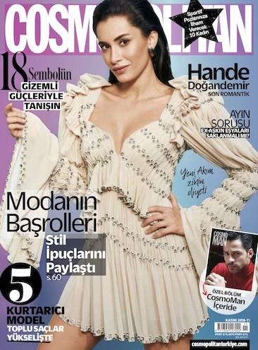 Cosmopolitan Kasım 2018