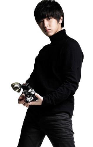 Super Junior A-CHA Photoshoot VP343r
