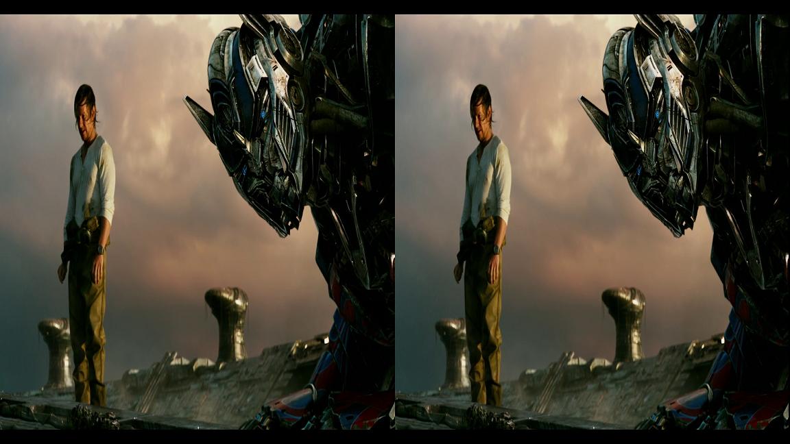 Transformers 5 Son Şövalye - 2017 ( 3D  H-SBS DUAL ) TR ENG