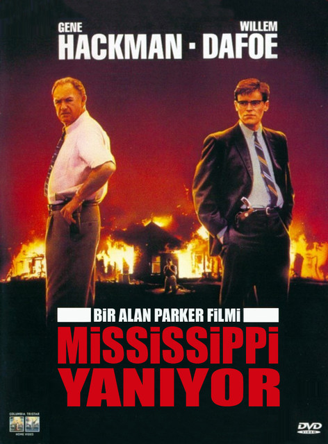 Mississippiburning Film Afisi