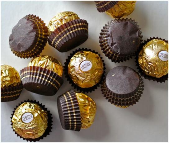 ferrero çikolataları