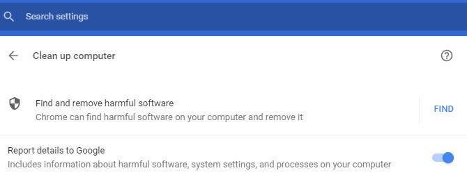Chrome'un Yerleşik Kötü Amaçlı Yazılım Tarayıcısının Kilidini Nasıl Açılır?