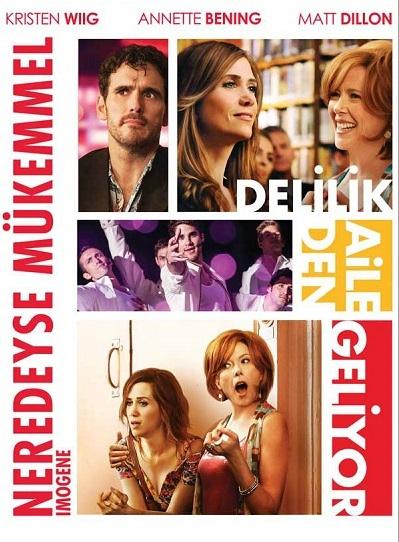 Neredeyse Mükemmel - Girl Most Likely 2012 M720p BluRay x264 Türkçe Dublaj