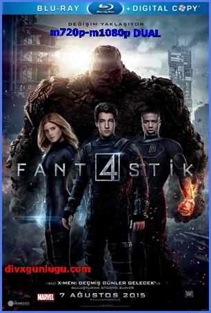 Fantastik Dörtlü – Fantastic Four 2015 BluRay m720p-m1080p DUAL TR-EN – Tek Link