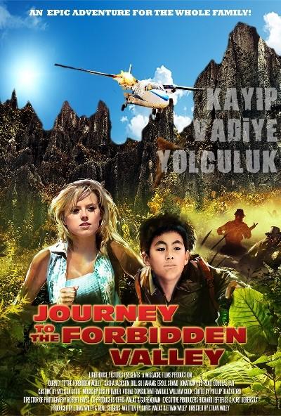 Kayıp Vadiye Yolculuk - Journey to the Forbidden Valley (2016) türkçe dublaj indir