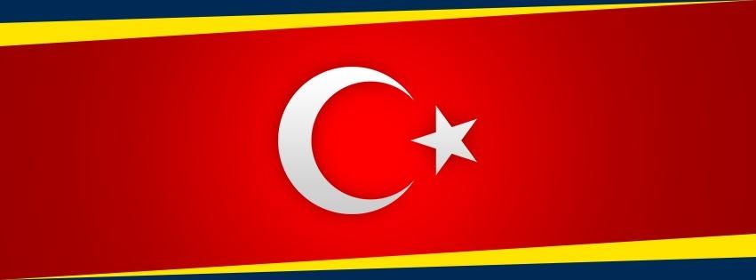 Fenerbahçe ve Türkiye Bayrak