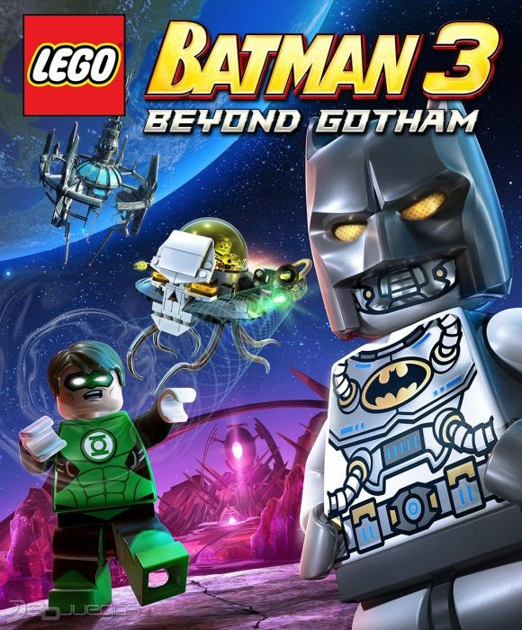 Lego Batman 3 Beyond Gotham FULL PC