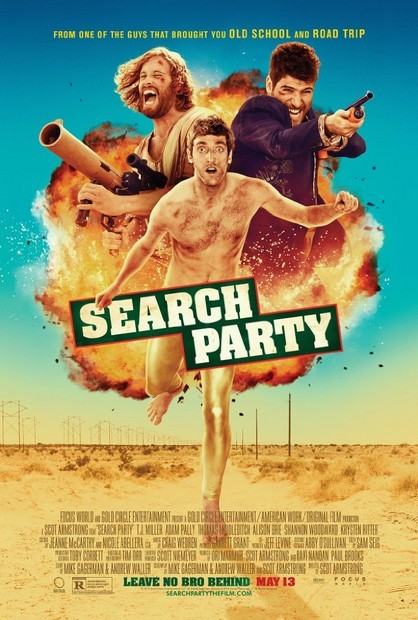 Meksika Macerası | Search Party | 2014 | BRRip XviD | Türkçe Dublaj