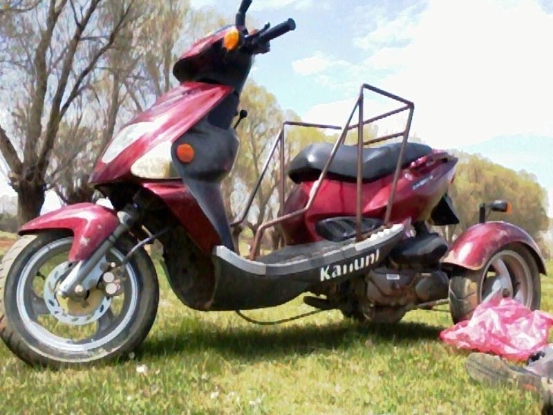 vYBkGA - Arkada��m i�in engelli motorsikleti almak istiyorum. Yard�mc� olur musunuz?