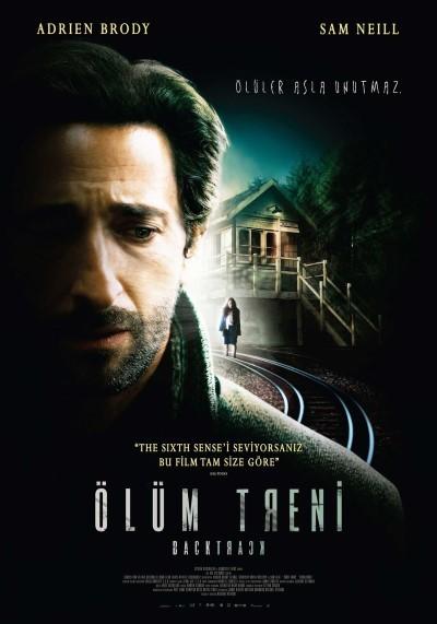 Ölüm Treni - Backtrack (2015) türkçe dublaj film indir
