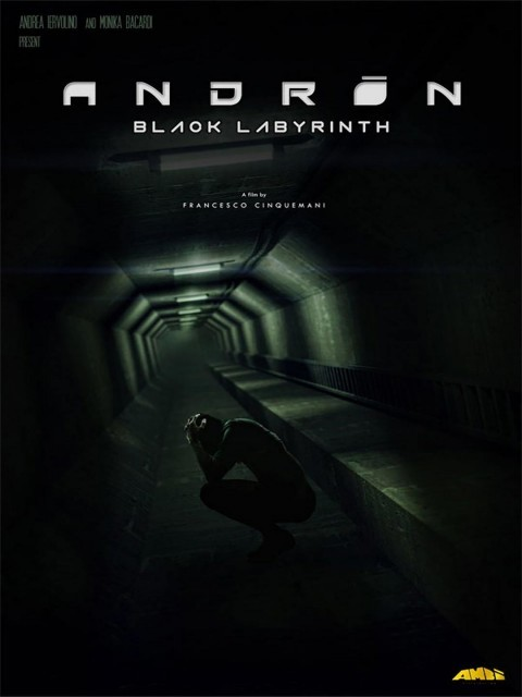 Andron: Siyah Labirent (2015) BRRip Türkçe indir
