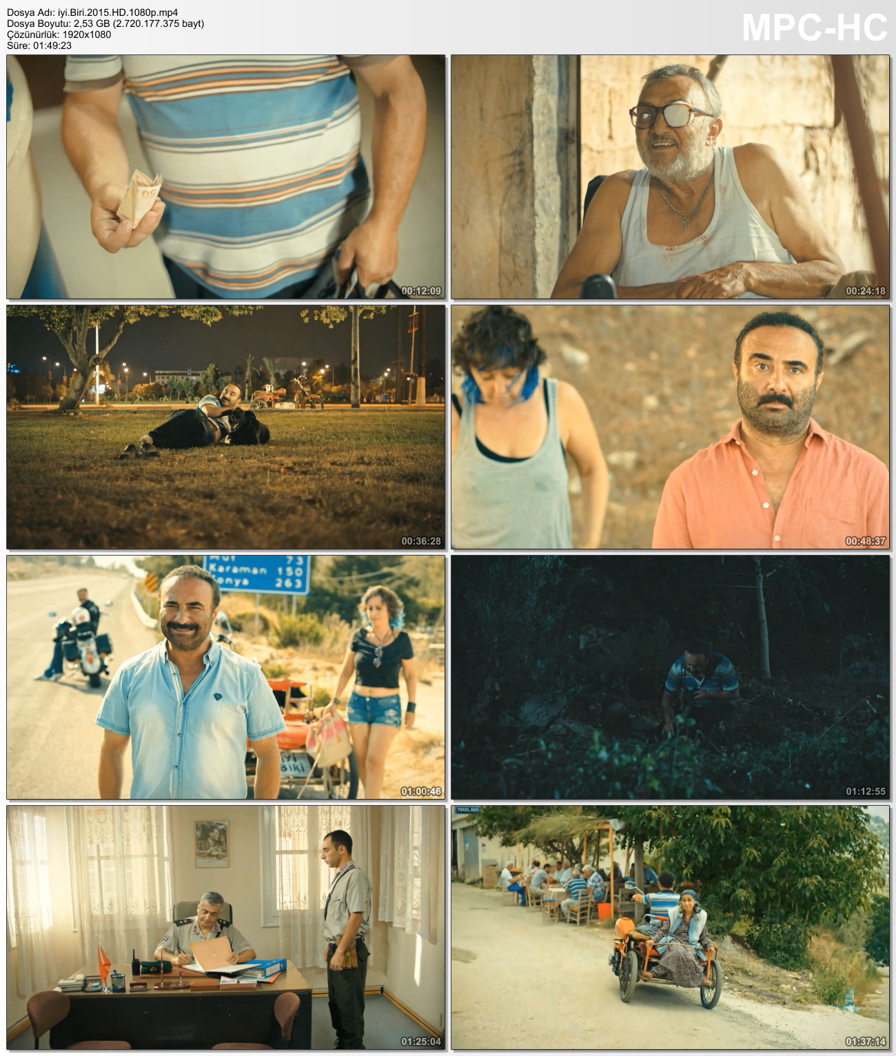 İyi Biri 2016 HDRip XviD Sansürsüz Yerli Film - Tek Link Film indir Tek Link  indir