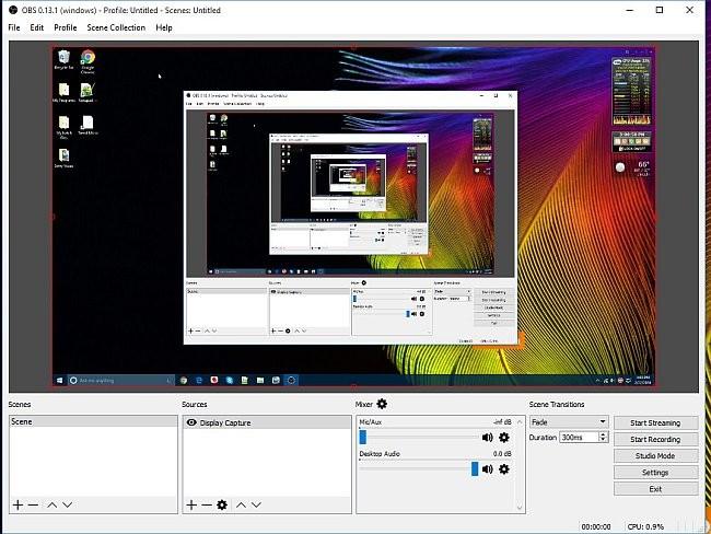 OBS Studio 0.16.4 Full + Portable