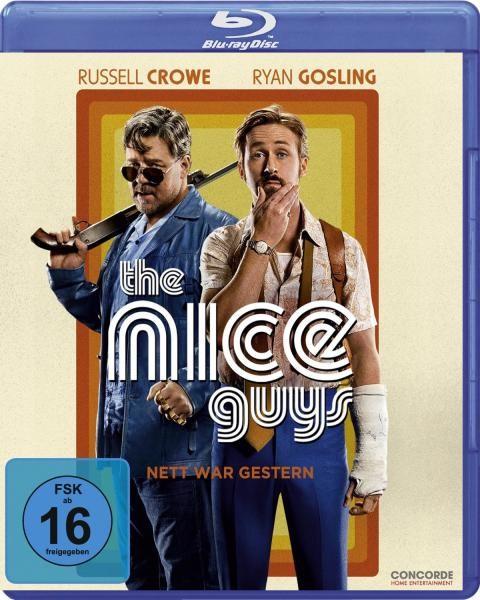 İyi Adamlar – The Nice Guys 2016 m720p – m1080p DUAL TR-ENG – Tek Link