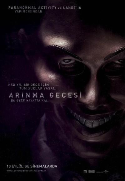 Arınma Gecesi - The Purge (2013) türkçe dublaj hd film indir