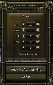 Hilede Biz | Güncel Oyun Hileleri Knight Online Rebirth Sistemi (83/1-10)
