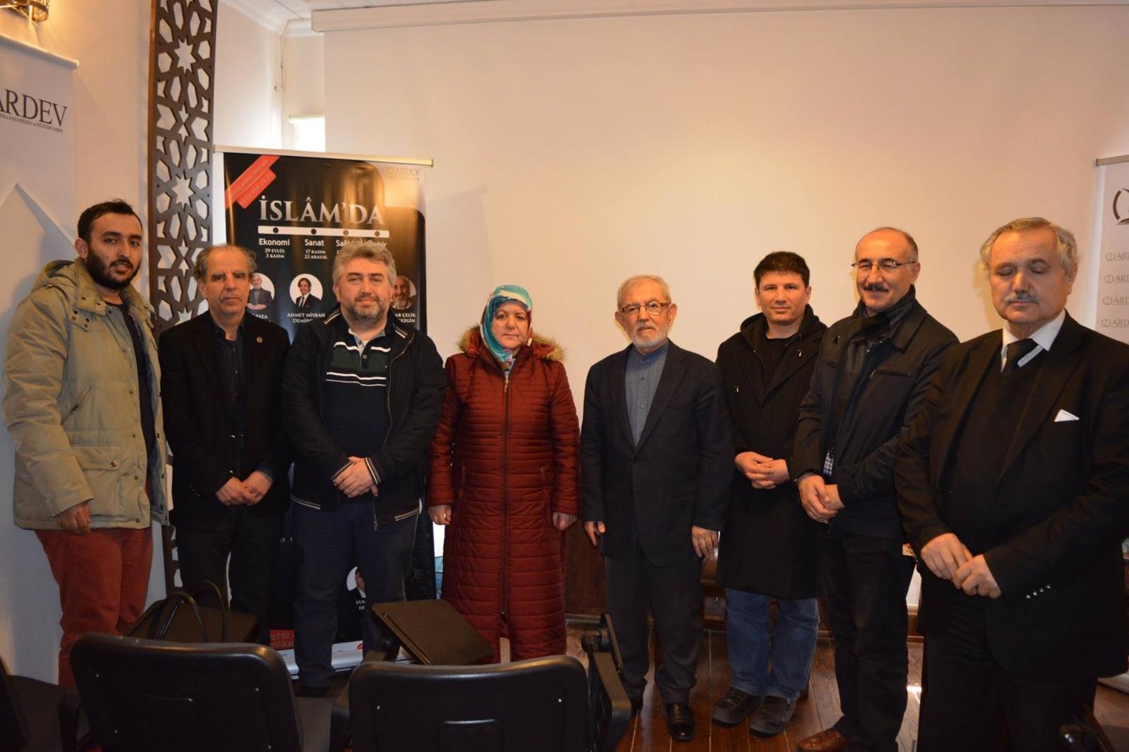 Ali Rıza DEMİRCAN ile İslâm'da Sağlık Derslerimiz Devam Ediyor