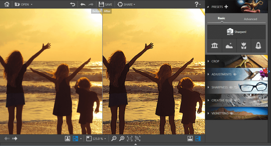 InPixio: Photo Focus Pro 3.7.6646 | Full
