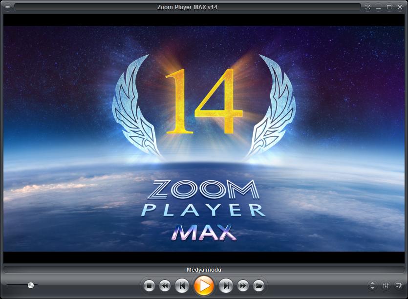 Zoom Player MAX 16.0.1600.0   Katılımsız