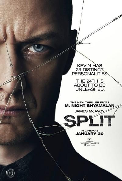 Parçalanmış – Split 2016 (BRRip – m1080p) Türkçe Dublaj – indir