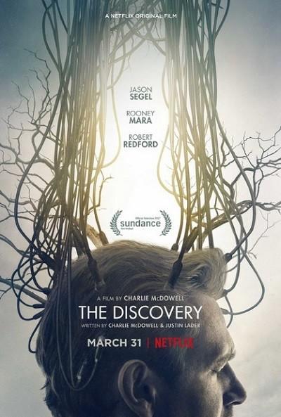 Keşif - The Discovery (2017) HDRip XviD Evo Türkçe Dublaj - Tek Link