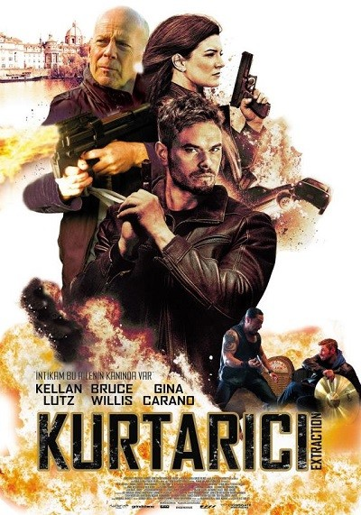 Kurtarıcı – Extraction 2015 m720p – m1080p DUAL TR-ENG – Film indir