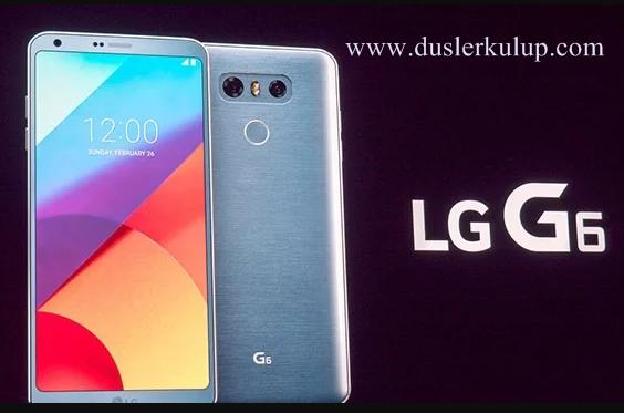 lg g6 cihazı hatasal sorunlar ve çözümleri