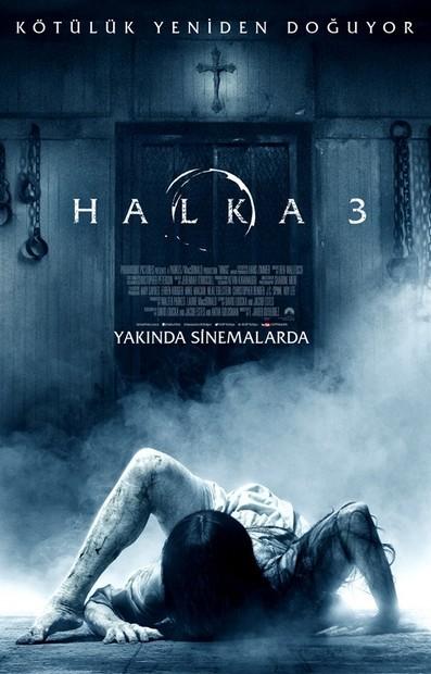 Halka 3 | Rings | 2017 | BRRip XviD | Türkçe Dublaj