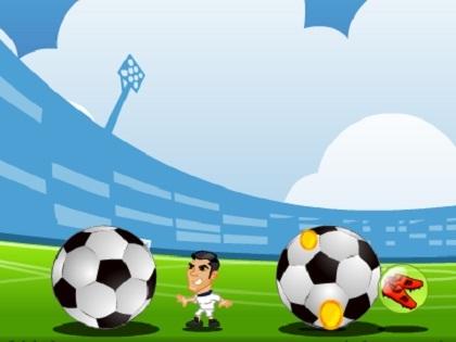 Paragöz Futbolcu Oyunu