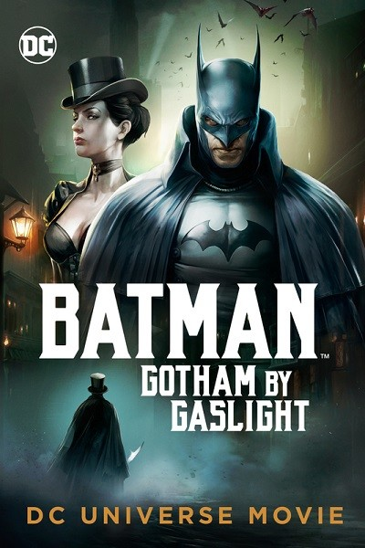 Batman: Gotham'ın Gaz Lambaları 2018 (BRRip XviD) Türkçe Dublaj -okaann27
