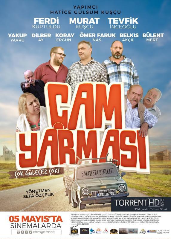 Çam Yarması: Çok Gülecez Çok (2017) Yerli Film 1080p Full HD Torrent İndir